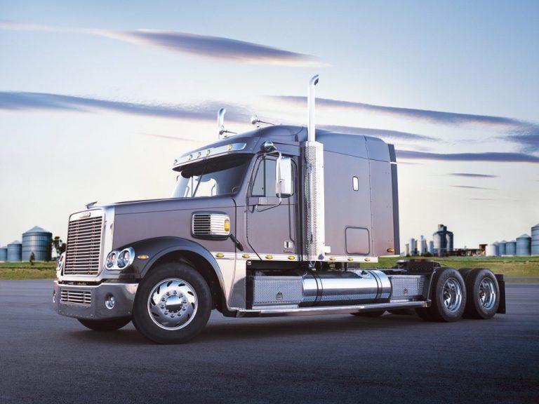 Покупка грузовых авто