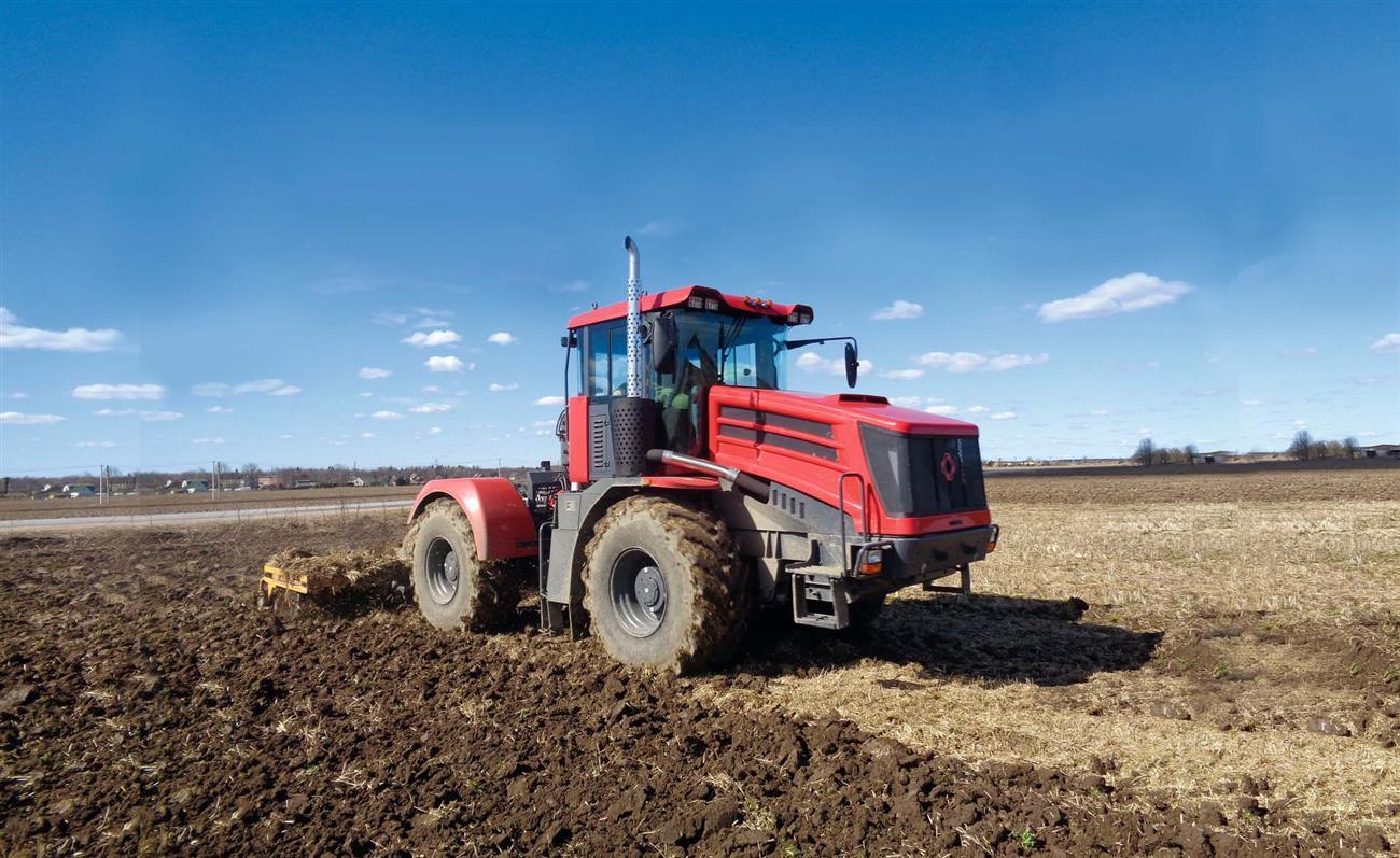 Сельскохозяйственная специализированная техника