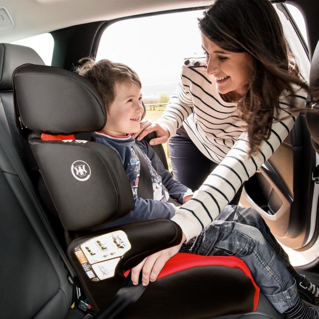Автомобильные кресла Сайбекс: почему они лучшие?